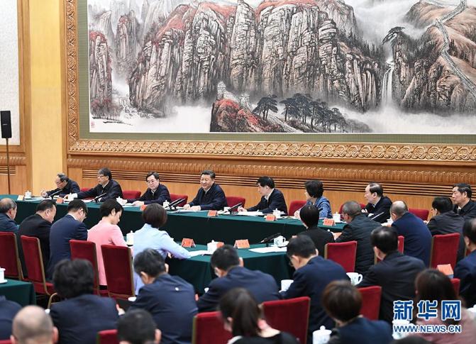習近平:用新時代中國特色社會主義思想鑄魂育人