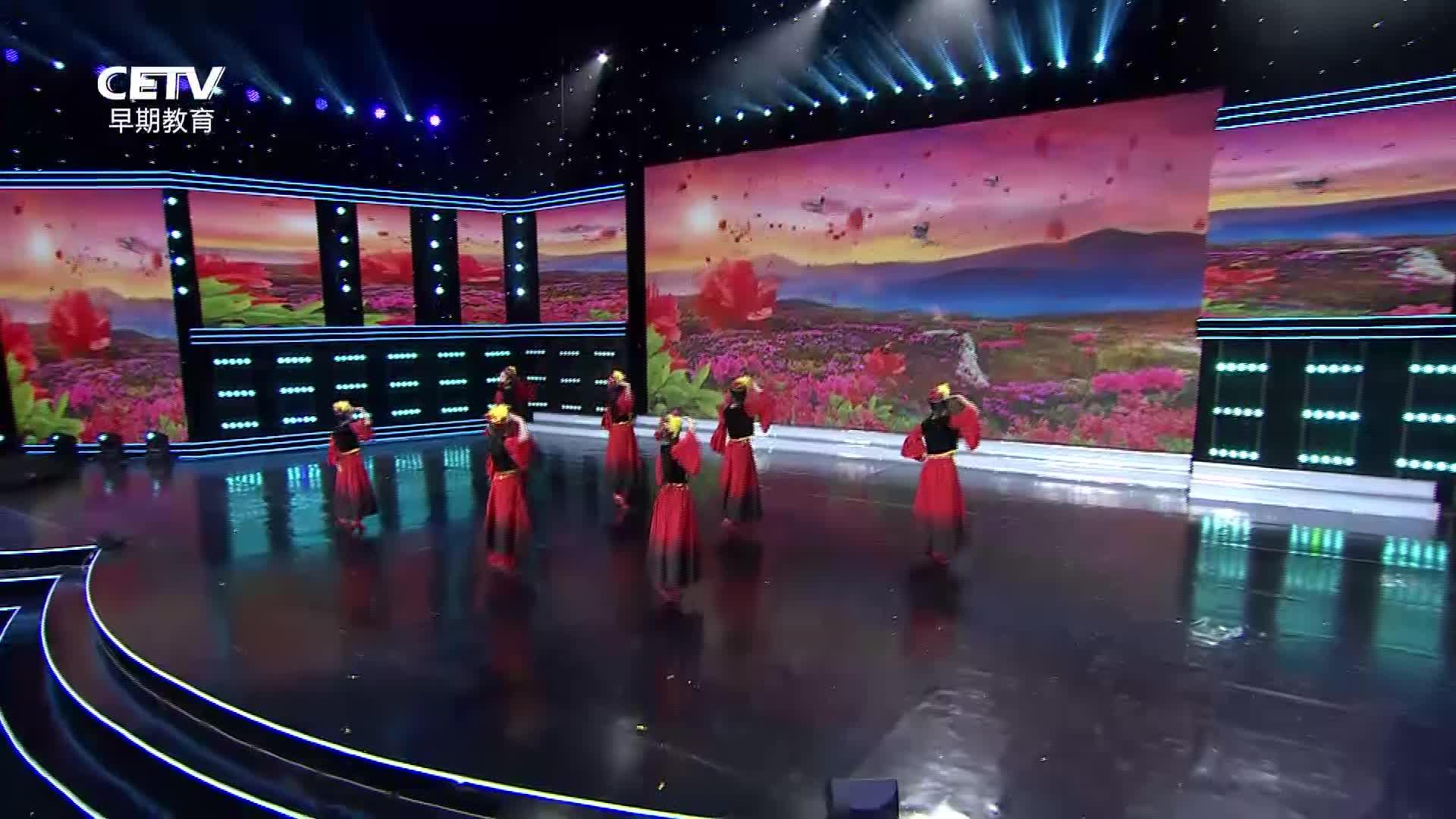 綻放的向陽花新春盛典01-夢想篇