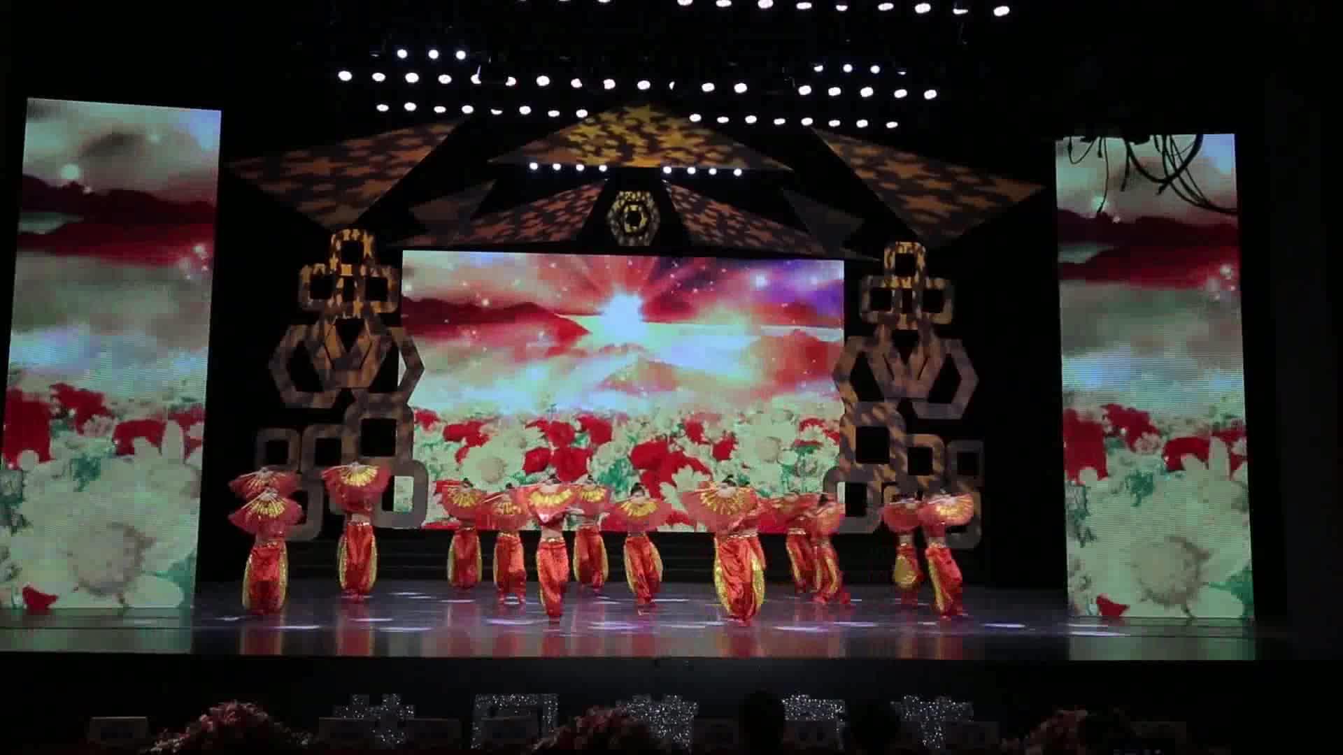 绽放的向阳花新春盛典06-童年篇上